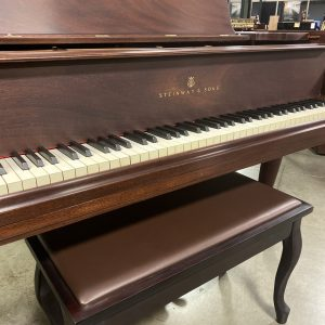 Steinway S Chippendale